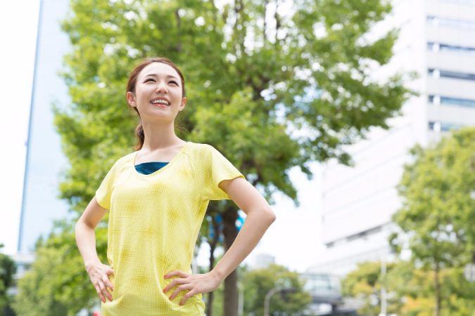 お腹を引き締める!健康にも繋がる「内臓脂肪」の落とし方