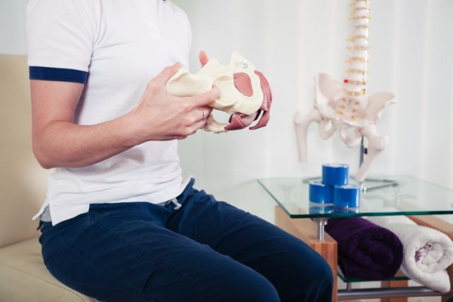 骨盤のゆがみで太る?骨盤矯正でウエストをぐっと細くする方法